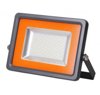 Прожектор светодиодный PFL-SC-SMD-50Вт LED 50Вт IP65 6500К мат. стекло JazzWay 5001435