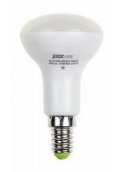 Лампа светодиодная PLED-ECO-R50 5Вт 3000К тепл. бел. E14 400лм 220-240В JazzWay 1037015A