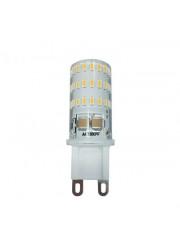 Лампа светодиодная PLED-G9 5Вт 2700К 300лм G9 220-230В JazzWay 4690601032102