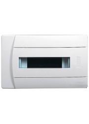Бокс СП Practibox 1х12 мод. с шинами IP40 бел/бел. двер. Legrand 601117