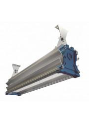 Светильник светодиодный RS PRO 55x1 (Г) 55Вт 5000К промышленный IP67