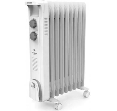 Радиатор масляный электрич. 9 секций 2000Вт BС бел. Timberk TOR 21.2009 BC