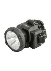 Фонарь светодиодный налобный аккумуляторный LED 5365 (220В 5LED 2 режима; черн.) Ultraflash 11648