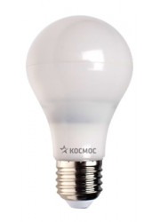 Лампа светодиодная LED 7Вт A60 E27 4500К ЭКОНОМКА Eco_LED7wA60E2745