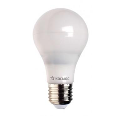 Лампа светодиодная LED А60 7Вт E27 230В 4500К Космос Lksm_LED7wA60E2745