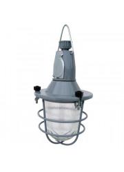 Светильник НСП 11-100-425 Буран IP62 с решеткой Элетех 1005550288