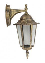 Светильник 4102 (НБУ 60Вт) бронза Camelion 5642