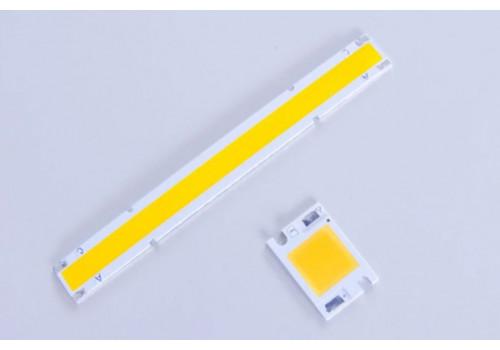 Что такое COB-светодиоды, их характеристики и основные отличия от обычных светодиодов