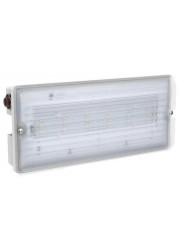Светильник светодиодный Compact Advanced 2Вт IP65 3ч аварийно-эвакуационный VARTON V1-EM-00432-01A01-6500265