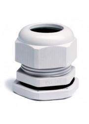 Ввод кабельный (зажим кабельный с контргайкой) Dкаб. 3-6.5мм PG7 IP68 ДКС 52500