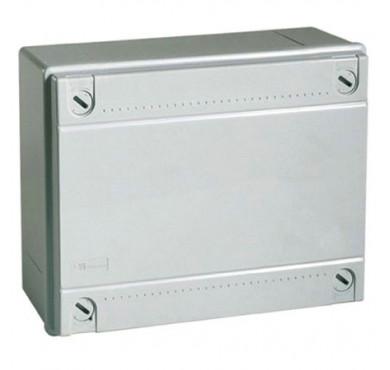 Коробка ответвит. с гладкими стенками IP56 380х300х120мм ДКС 54410