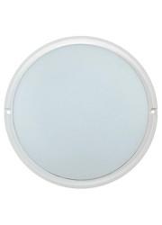 Светильник светодиодный ДПО 4002 12Вт 4000К IP54 круг бел. ИЭК LDPO0-4002-12-4000-K01