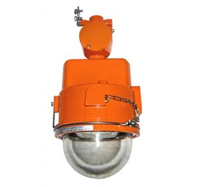 Светильник ДСП69-40-007 взрывозащ. светодиод.  40Вт  IP65 вводная коробка сверху Ашасветотехника