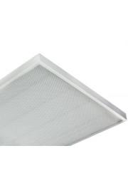 Светильник светодиодный ДВО/ДПО12-34-003 Opal Eco 840 LED 34Вт 4000К IP20 595x595х50 Ардатов 1120434003