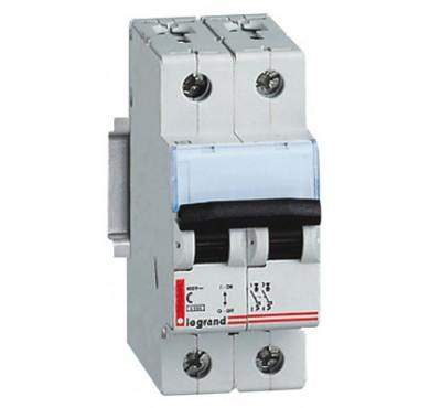 Автоматический выключатель DX3-E C10 2п Legrand