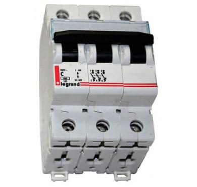 Автоматический выключатель DX3 C125 3п Legrand