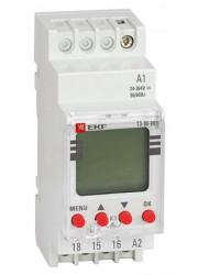 Таймер электронный ТЭ-80 PROxima EKF te-80