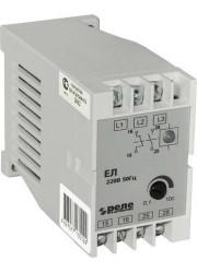 Реле контроля фаз ЕЛ-11Е 380В 5А IP40