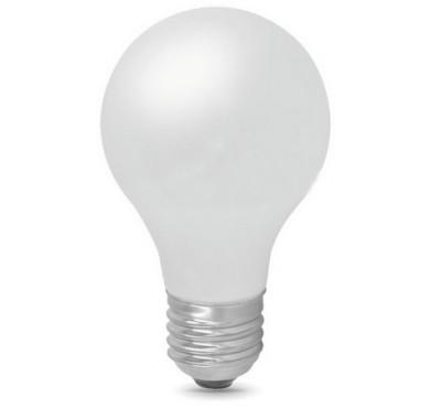 Лампа светодиодная Filament A60 E27 10Вт 2700К OPAL диммир GAUSS 102202110-D