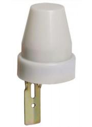 Фотореле 10А рабочая освещенность 5-50лк TECHNOLIGHT LXP02 бел.