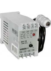 Фотореле ФР-7Е 220В 8..20лк кабель 1.5м 5А 2НО