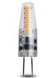 Лампа светодиодная LED G4 2Вт капсульная 2700К тепл. бел. G4 190лм 12В GAUSS 207707102