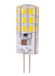 Лампа светодиодная PLED-G4 3Вт капсульная 4000К белый G4 200лм 220-230В JazzWay 1032072