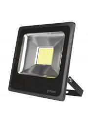 Прожектор светодиодный LED 30Вт IP65 6500К черный Gauss 613100330