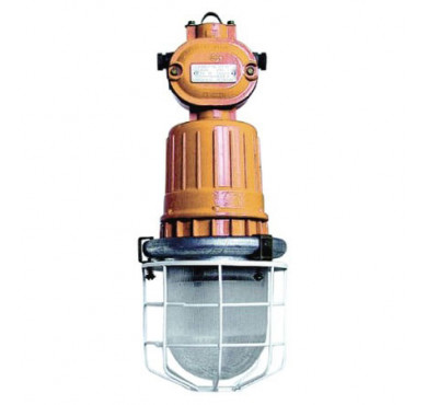 Светильник РСП 18BEx-125-421 1х125Вт E27 IP65 с решеткой взрывозащищенный Ватра 77701710