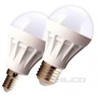 Лампа светодиодная HLB 07-31-C-02 7Вт E27 Новый Свет 500185