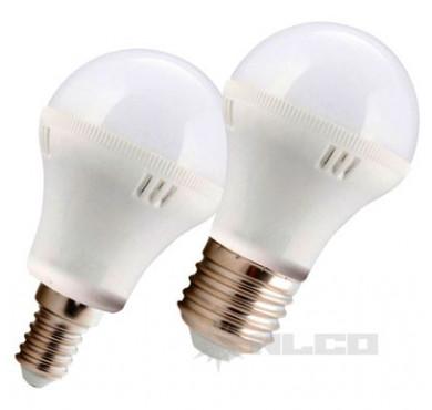 Лампа светодиодная HLB 07-34-W-02 7Вт E27 Новый Свет 500195