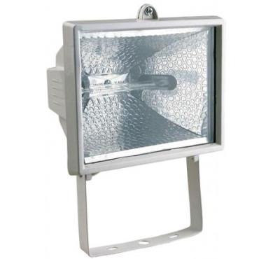 Прожектор галогенный FL(ИО) 1000 бел. IP54 ИЭК LPI01-1-1000-K01