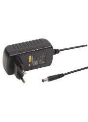 Драйвер LED ИПСН ECO 3528 24Вт 12В адаптер-JacK 5.5мм IP20 ИЭК LSP2-024-12-20-11