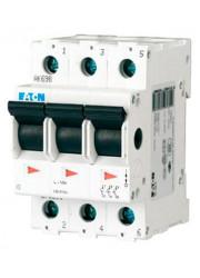 Выключатель нагрузки IS-100/3 EATON 276284