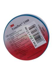 Изолента ПВХ 15мм Temflex 1300 син. (рул.10м) 3М 7100081323