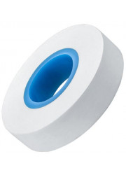 Изолента ПВХ 0.13х15мм (рул.10м) белая ИЭК UIZ-13-10-10M-K01