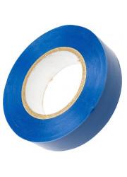 Изолента ПВХ 0.13х15мм (рул.10м) синяя ИЭК UIZ-13-10-10M-K07