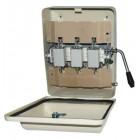 Ящик силовой ЯБПВУ-100А IP54 Электрофидер