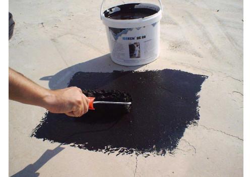 Как использовать каучуковую мастику?