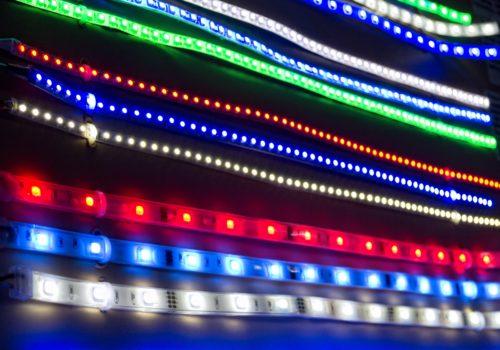 Как подобрать светодиодную ленту?