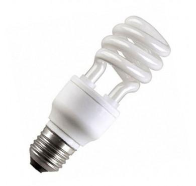 Лампа энергосберегающая КЭЛ-S 25Вт E27 4000К Т4 ИЭК LLE20-27-025-4000-T4