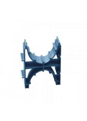 Кластер одинарный для двустенных труб d110 ДКС 025111