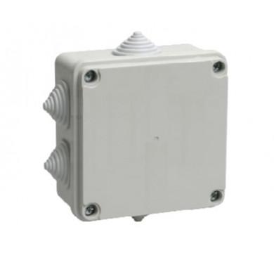 Коробка распределительная ОП 100х100х50 IP55 KM41234 ИЭК UKO11-100-100-050-K41-55