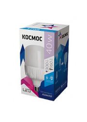 Лампа светодиодная LED 40Вт E27 6500К Космос LksmHWLED40WE2765