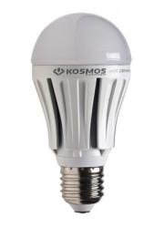 Лампа светодиодная LED А60 11Вт 220В E27 3000К Космос Lksm_LED11wA60E2730