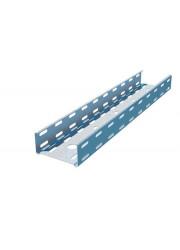 Лоток перфорированный 100х50 L3000 сталь 0.7мм LPE50х100х0.7 СТАНДАРТ КМ LO0201