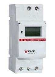 Таймер электронный ТЭ-15 EKF mdt-15