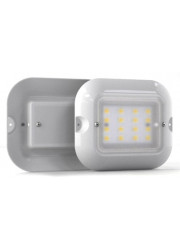 Светильник LED АТ-ДБП-01-06 Medusa (Медуза) 6Вт 4700К IP20 120град. для ЖКХ Атон АТДБП0106