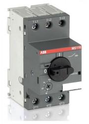 Выключатель авт. защиты двиг. MS-116-0.25 50kA 1SAM250000R1002