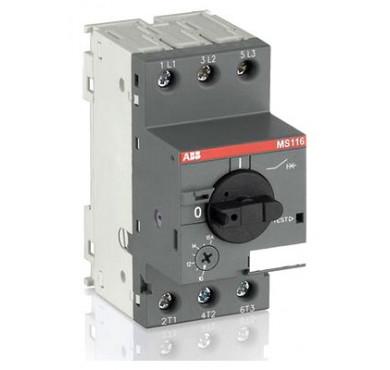 Выключатель авт. защиты двиг. MS-116-1.6 50kA 1SAM250000R1006
